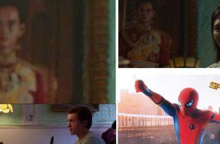 ปลื้มปิติพระบรมฉายาลักษณ์รัชกาลที่ 9 ใน Spider-Man ภาคใหม่