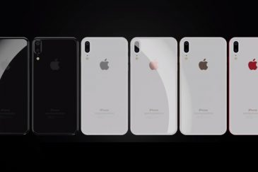 iPhone 8 หลุดภาพ Render จอไร้กรอบ งานนี้สาวกส่องด่วน!