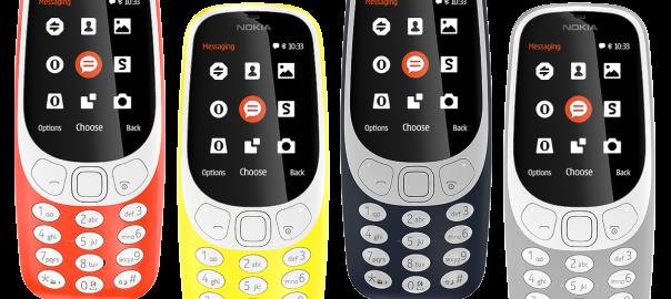 Nokia 3310 ตำนานความอึด มาดูรุ่นล่าสุดถูกเอามาเผาไฟ