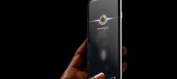 หลุดไอโฟน 8 มาพร้อมระบบแสกนม่านตา