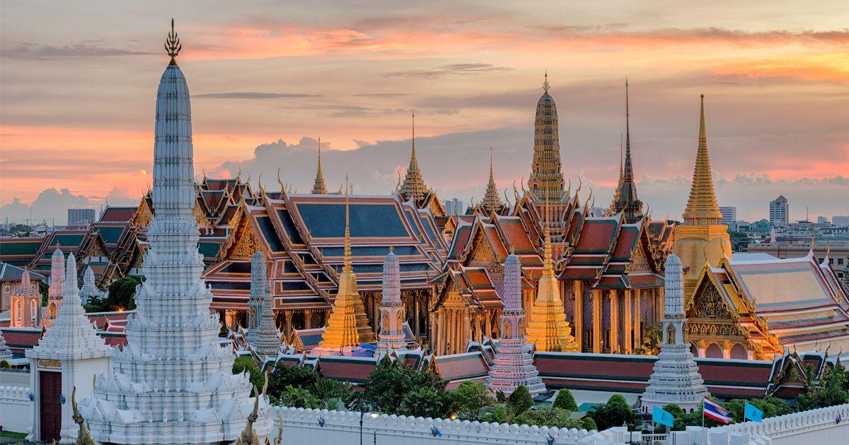 ประเทศไทยติดท็อปเท็น มีนักท่องเที่ยวมากที่สุดในโลก