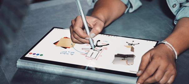 แอป Whiteboard ทำงานเป็นทีมด้วยกระดานไวท์บอร์ดดิจิตอล แอปใหม่จากไมโครซอฟต์