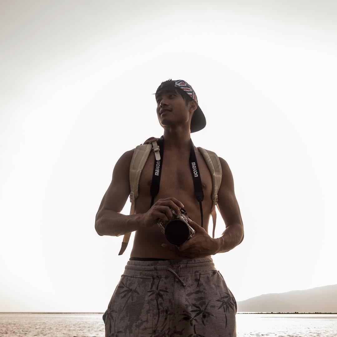 """บอกต่อของดีAEC พระเอกหนุ่ม """"Mikael Daez"""" จากซีรี่ส์ผัวสำรอง (รูป 17/27)"""