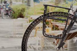 ดีแค่ไหน ถ้ายางรถจักรยานไม่ต้องเติมลม แถมหมดปัญหายางรั่ว