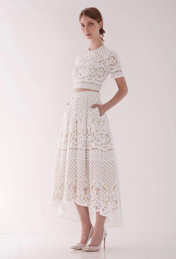 Wedding dress แนว Street ชุดแต่งงานเรียบง่าย สไตล์เจ้าสาวมินิมอล