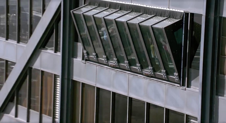 ลองไหม ชมวิวจากชั้น 94 แบบระทึก ที่ชิคาโก(มีคลิป) (รูป 2/6)