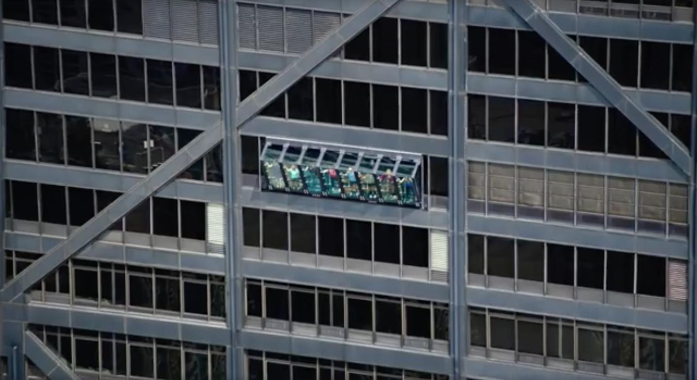 ลองไหม ชมวิวจากชั้น 94 แบบระทึก ที่ชิคาโก(มีคลิป) (รูป 6/6)