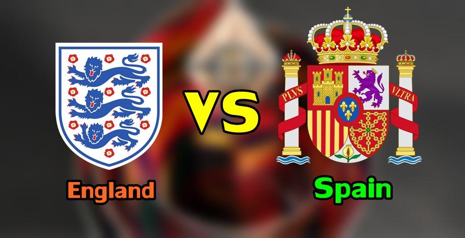 อังกฤษสเปน