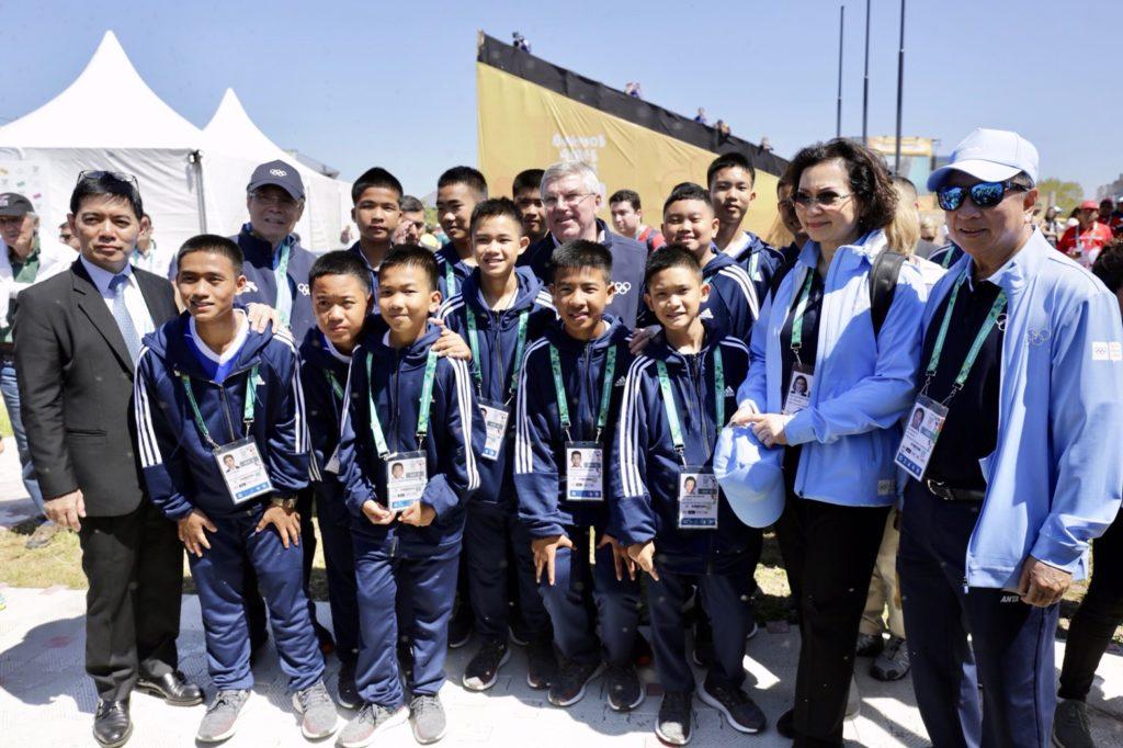 ทีมหมูป่าาฟุตบอล