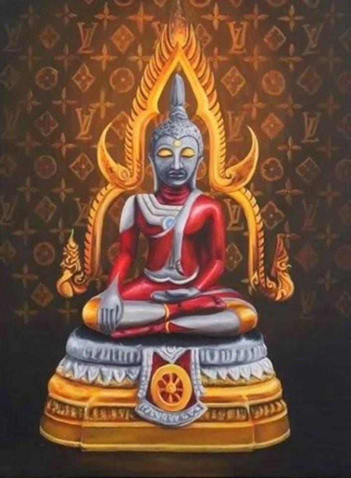 Image result for พระพุทธเจ้าหลุยวิตตอง