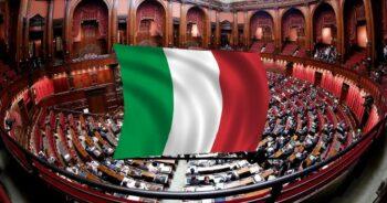 รัฐบาลอิตาลี แก้รัฐธรรมนูญ