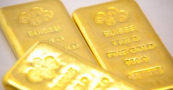 ราคาทองคำแท่ง