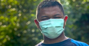 คนไทย แชมป์ใส่หน้ากากอนามัย