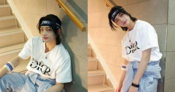 hyunjin-black-long-hairปก