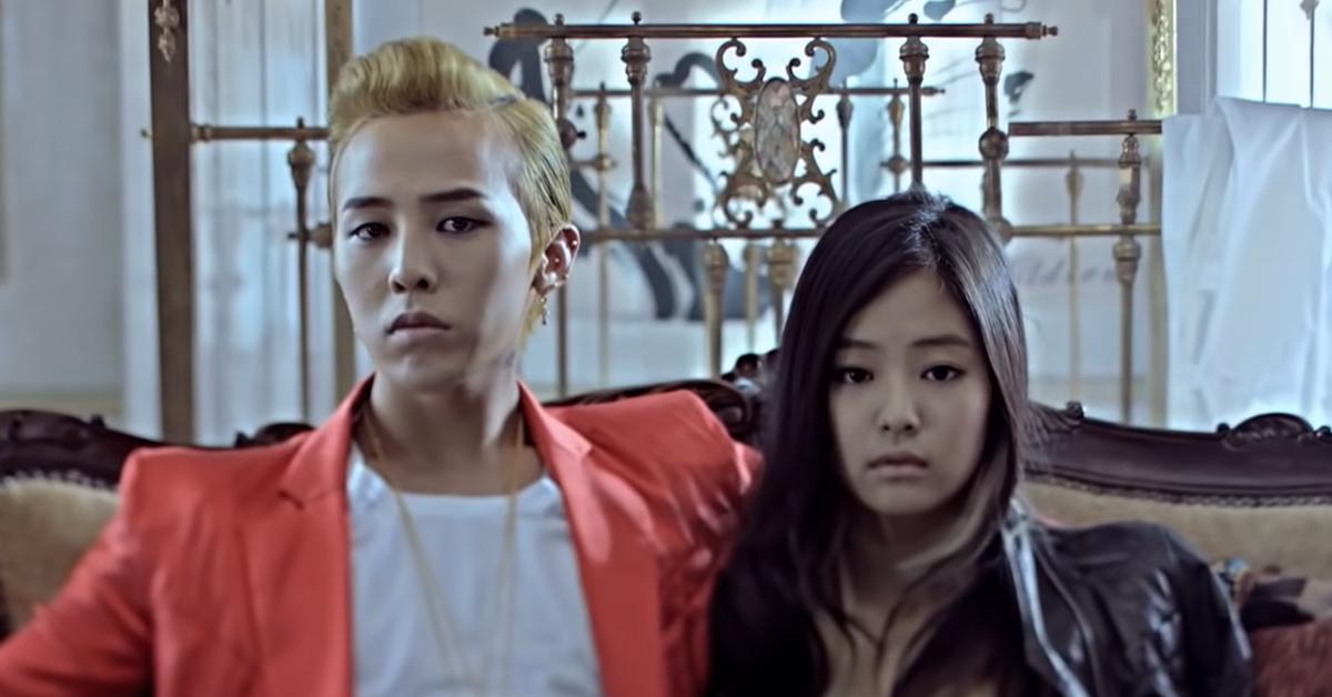 G-Dragon - เจนนี่ BLACKPINK