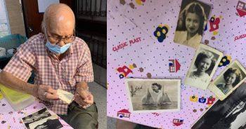 ความรักของ คุณตา 92 ปี