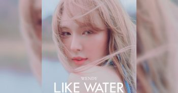 เวนดี้ Red Velvet Like Water