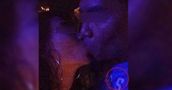 ภาพหลุด จูบปาก รัฐมนตรี