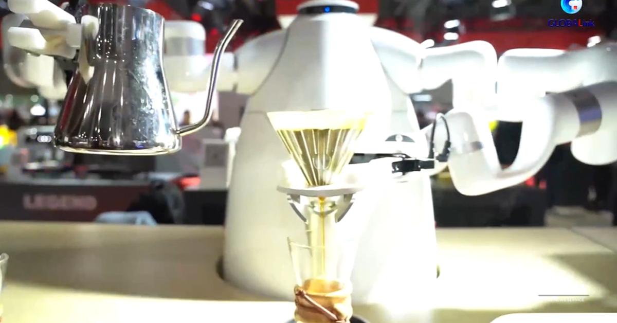 china-barista-robotปก